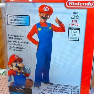 Halloween costume for boy's.